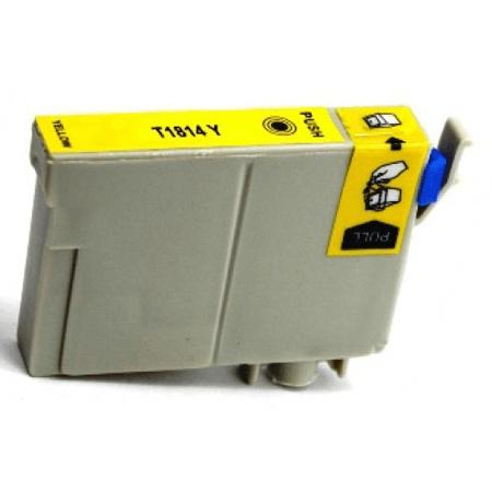 epson t1814 yellow