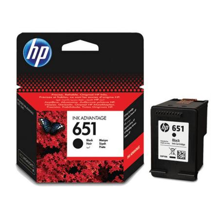 HP 651 inkjet kertridz black