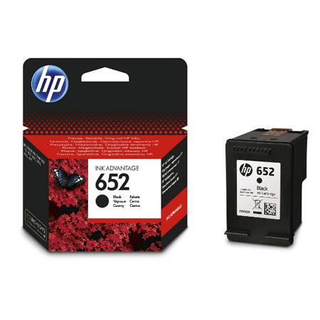 HP 652 inkjet kertridz black