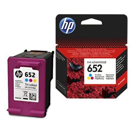 HP 652 inkjet kertridz color
