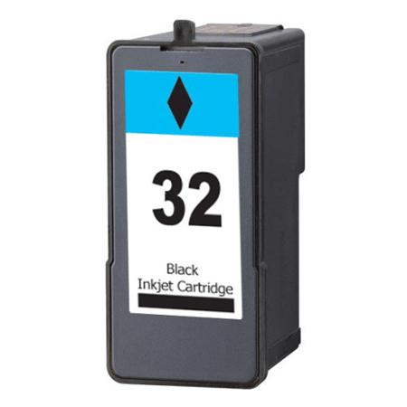Lexmark No.32 Inkjet Kertridz Black