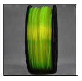 PLA yellow-trans